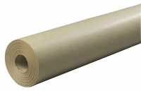 Papir kraft brun 70cmx200mx50g m/paprør 7,7kg