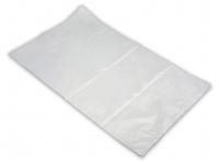 Plastikpose LDPE klar 250x500x0,05mm 500stk/kar