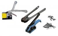 Strapværktøj og båndvogne