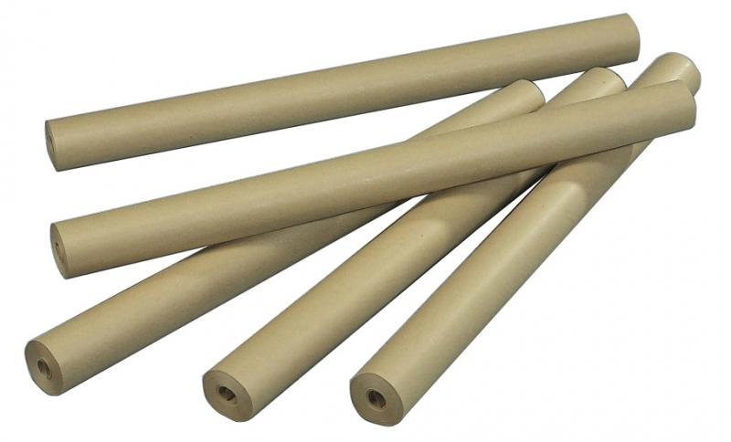Billede af Papir kraft brun 110cmx50mx60g håndrulle 3,0kg