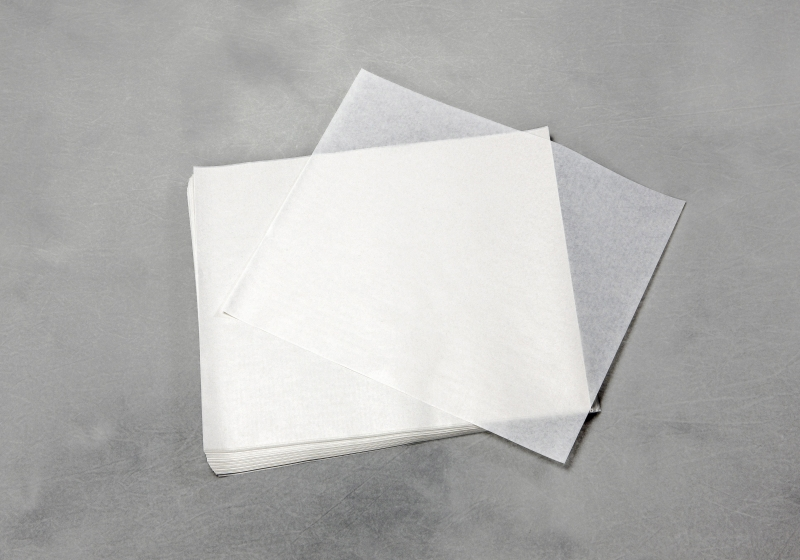 Vokspapir 34x42cm 45+15g 10kg/pakke