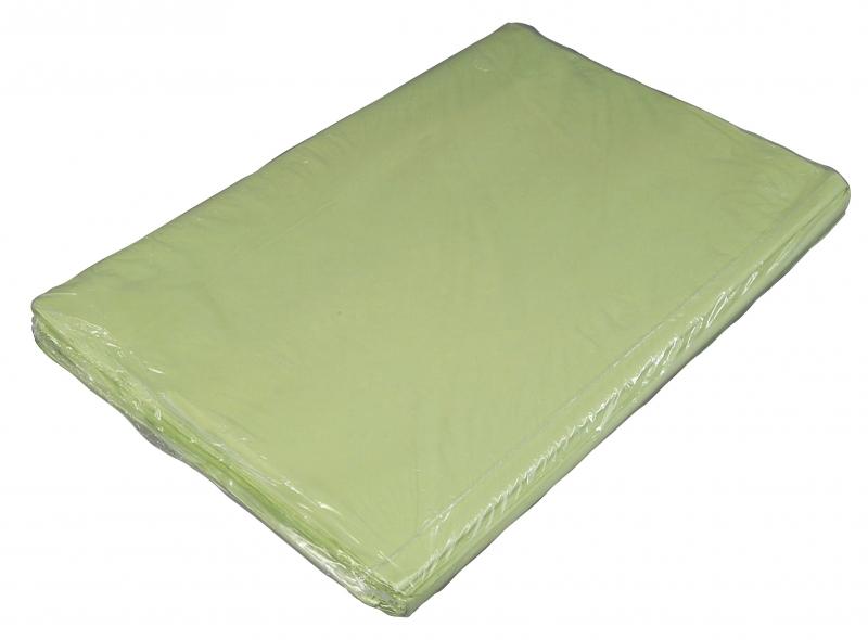 Billede af Silkekardus grøn 60x80cmx25g falset 480ark/pak