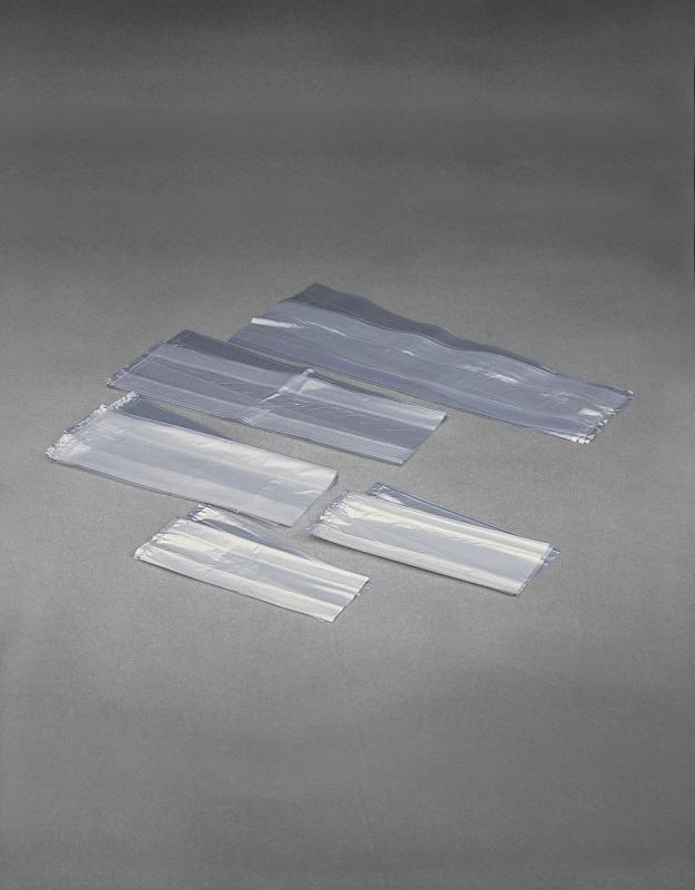 Image of   Plastikpose LDPE klar sidef. 120/35x300x0,025mm 1000stk/kar