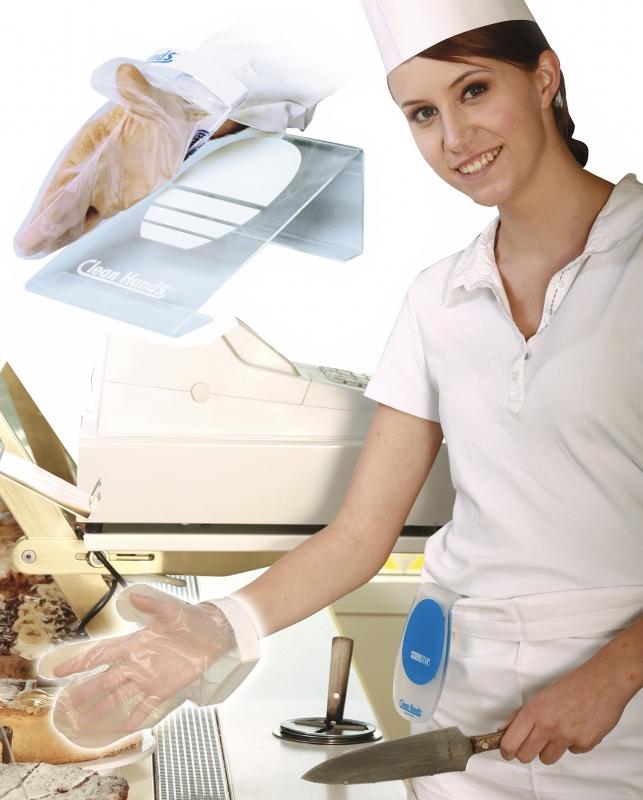 Image of   Handsker til Clean Hands 500stk/pak ekstra kraftige