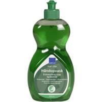 Opvaskemiddel, Abena Puri-Line, 500 ml, med farve og parfume