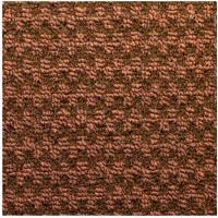 Tekstilmåtte, 3M Nomad Aqua 6500, 90x60cm, brun, PP/PA/PVC, med bagside og kanter, phtalatfri *Denne vare tages ikke retur*