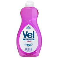 Håndopvask, Vel Regular, 500 ml, Pink, men farve og parfume