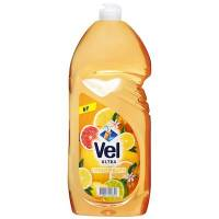 Håndopvask, Vel Ultra, 1500 ml, Citrus Fruits