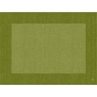 Dækkeserviet, Dunicel Linnea, 40x30cm, herbal green *Denne vare tages ikke retur*