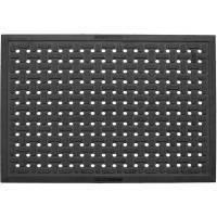 Aflastningsmåtte, KleenThru +, 1,43m x 86cm, sort, nitril *Denne vare tages ikke retur*