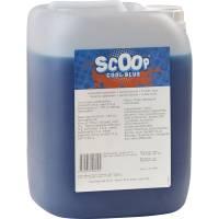 Læskedrik/Slush Ice, Scoop, Cool Blue, sukkerfri, uden azofarvestoffer