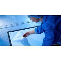 Klæbemåtte, Kleen Sticky Mat, 115x60cm, blå, 30 lag