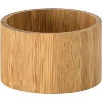 Lysestage, Duni, 5,7cm, Ø3,3cm, bambus *Denne vare tages ikke retur*