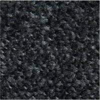 Tekstilmåtte, Kleen-tex IronHorse, 60x85cm, Midnight Grey