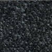 Tekstilmåtte, Kleen-tex IronHorse, 85x120cm, Midnight Grey