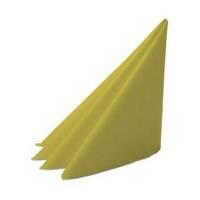 Middagsserviet, Dunilin, 1/4 fold, 40x40cm, kiwi *Denne vare tages ikke retur*