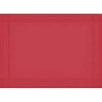 Dækkeserviet, Dunicel Maitre, 40x30cm, rød *Denne vare tages ikke retur*