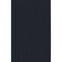 Bordskørt, Dunicel, 400x72cm, sort *Denne vare tages ikke retur*