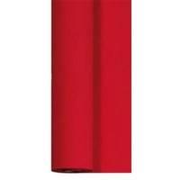 Rulledug, Dunicel, 2500x125cm, rød *Denne vare tages ikke retur*