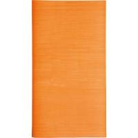 Stikdug, Lara, 80x80cm, orange, airlaid