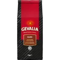 Kaffe, Gevalia Professionel , helbønner, 1 kg *Denne vare tages ikke retur*