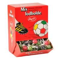 Slikkepind, Foldbold Mix, display
