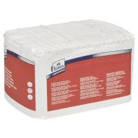 Dispenserserviet, Tork Superfold, 1-lags, super fold, 41x31cm, hvid, 100% genbrugspapir