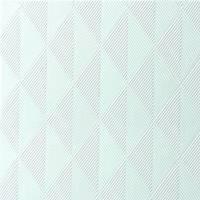 Middagsserviet, Duni Elegance Crystal, 1/4 fold, 48x48cm, hvid *Denne vare tages ikke retur*