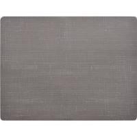 Dækkeserviet, Duni, 45x35cm, granitgrå, silikone *Denne vare tages ikke retur*