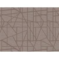 Dækkeserviet, Dunicel Maze, 40x30cm, greige *Denne vare tages ikke retur*