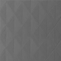 Middagsserviet, Duni Elegance Crystal, 1/4 fold, 40x40cm, granitgrå *Denne vare tages ikke retur*