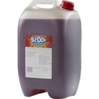 Læskedrik/Slush Ice, Scoop, jordbær/hyldeblomst, uden azofarvestoffer