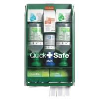 Førstehjælpsstation, QuickSafe Food Industry, 25,3x43cm, klar, steril