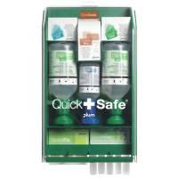 Førstehjælpsstation, QuickSafe Complete, 25,3x43cm, klar, steril