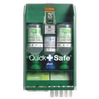 Førstehjælpsstation, QuickSafe, 25,3x43cm, klar, steril