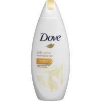 Body Wash, Dove Silk Glow, 250 ml, med parfume