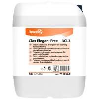 Vaskemiddel, Diversey Clax Elegant G, 10 l