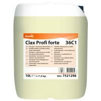 Vaskemiddel, Diversey Clax Profi Forte 36C1, 10 l