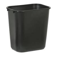 Affaldsspand, Rubbermaid, 26,6 l, sort *Denne vare tages ikke retur*