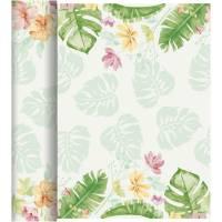 Kuvertløber, Dunicel, Tropical Garden, 2400x40cm, flerfarvet