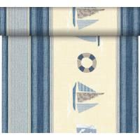 Kuvertløber, Dunicel, Seaway, 2400x40cm, blå