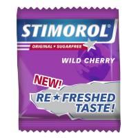 Tyggegummi, Stimorol, Wild Cherry, 2-pak, 725 g *Denne vare tages ikke retur*