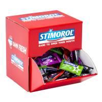 Tyggegummi, Stimorol, assorteret, displayboks, 2-pak, 500 g *Denne vare tages ikke retur*