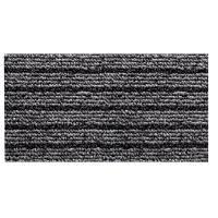 Tekstilmåtte, 3M Nomad Aqua 4500, 4500BK61, 90x60cm, sort, PP/polyester