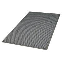 Tekstilmåtte, 3M Nomad Aqua 6500, 6500GY91, 1,5m x 90cm x 9mm, grå, PP/PA/PVC