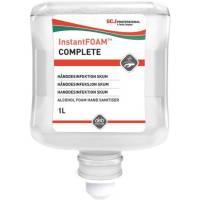 Hånddesinfektion, Deb InstantFOAM, 1000 ml, 80% ethanol, til manuel dispenser