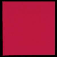 Frokostserviet, Abena Gastro, 1-lags, 1/4 fold, 33x33cm, rød, 100% nyfiber