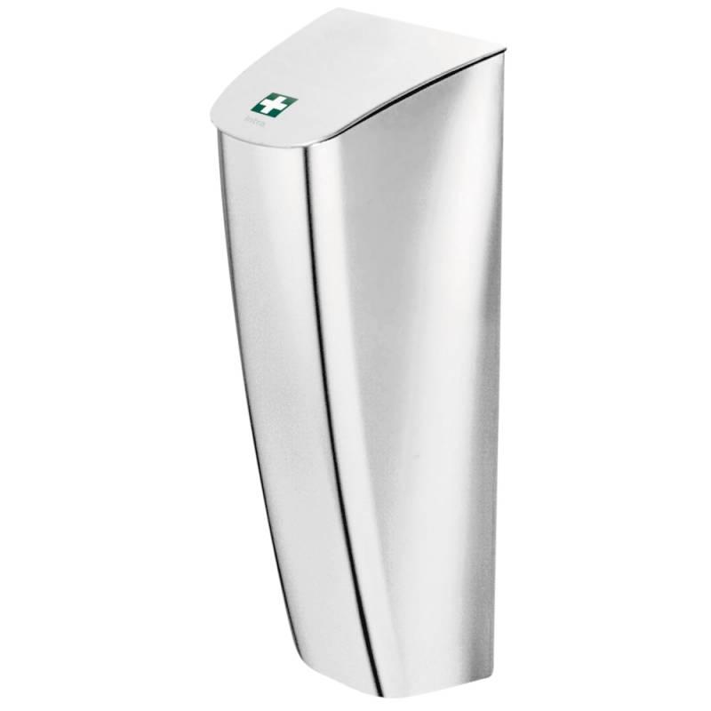 Image of Affaldsbeholder, Intra, 6,5 l, grå *Denne vare tages ikke retur*