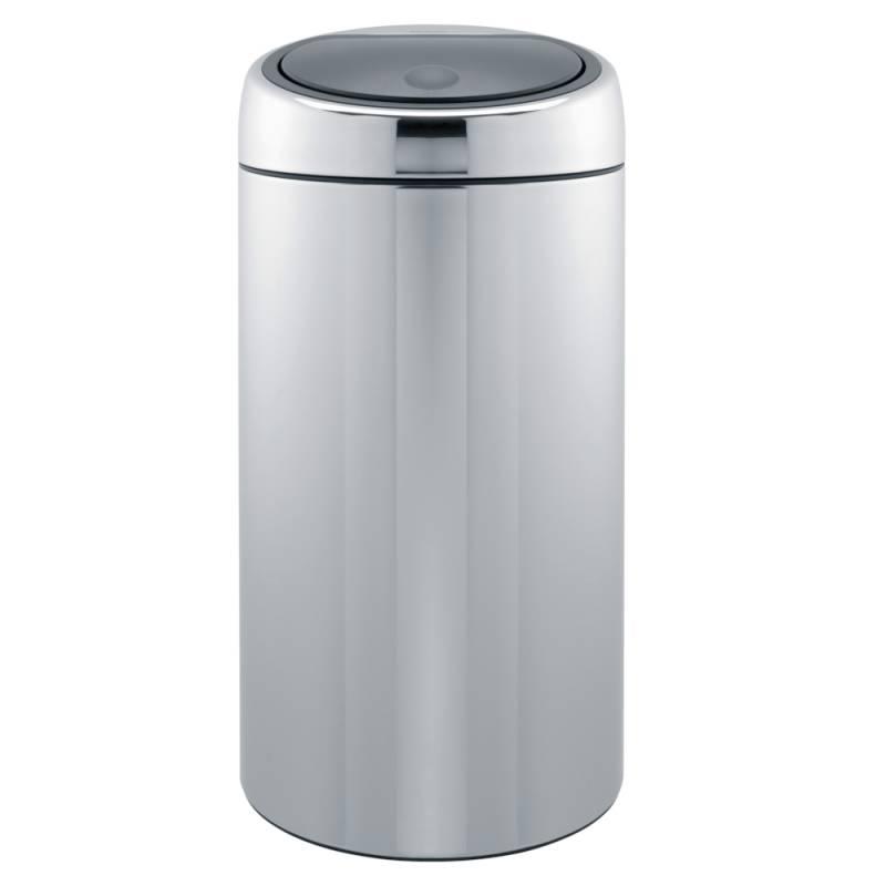 Image of   Affaldsspand, Brabantia Touch bin, 45 l, stål *Denne vare tages ikke retur*