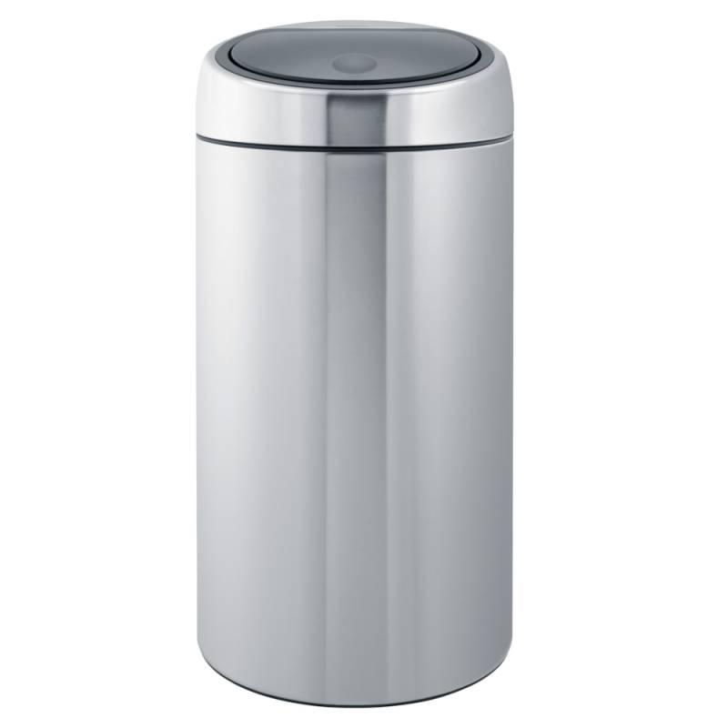 Image of   Affaldsspand, Brabantia Touch bin, 45 l, stål mat *Denne vare tages ikke retur*